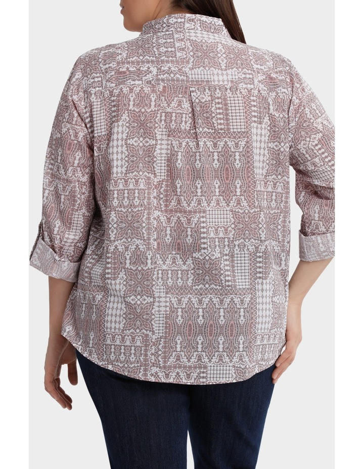 Must Have Printed Cotton Shirt image 3