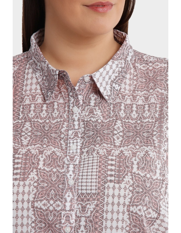Must Have Printed Cotton Shirt image 4