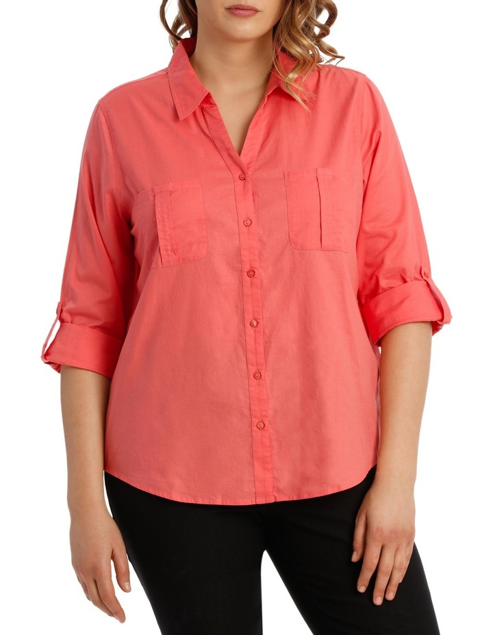 Must Have Cotton  Sleeve Shirt image 1
