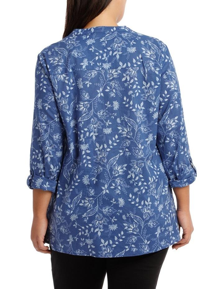 Pintuck Front Shirt image 3