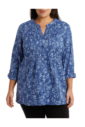 Regatta Woman - Pintuck Front Shirt