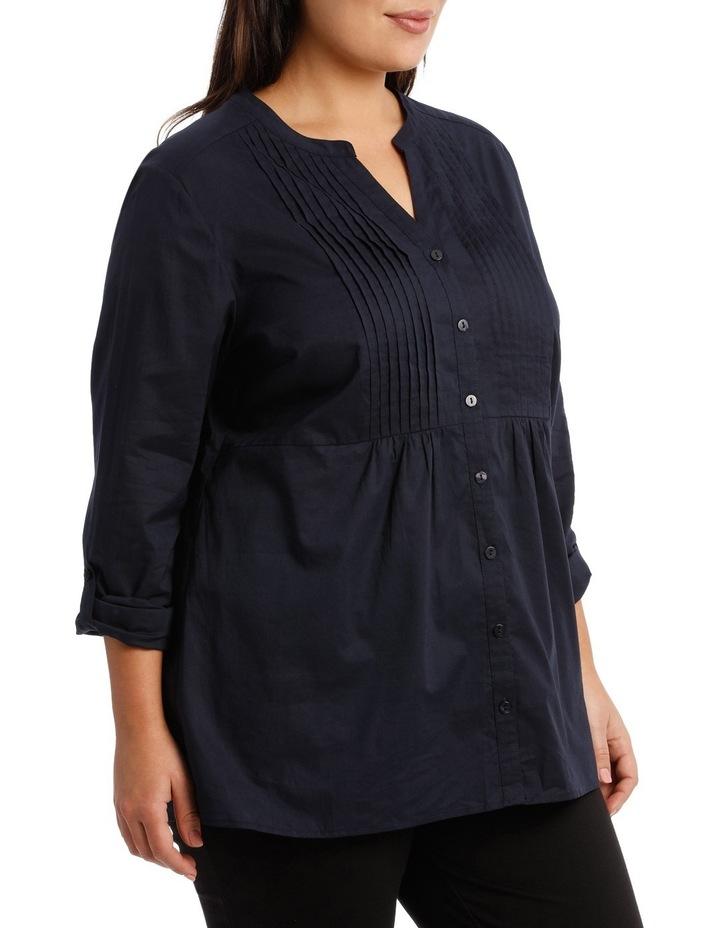 Pintuck Front Shirt image 2
