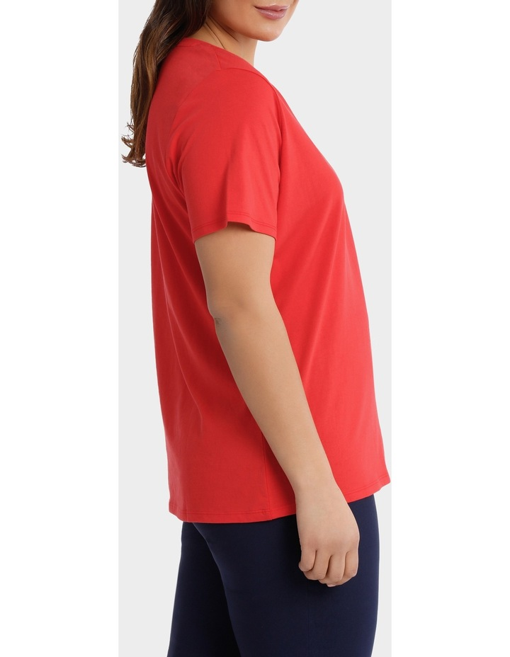 Essential Cotton Short Sleeve Tee image 2