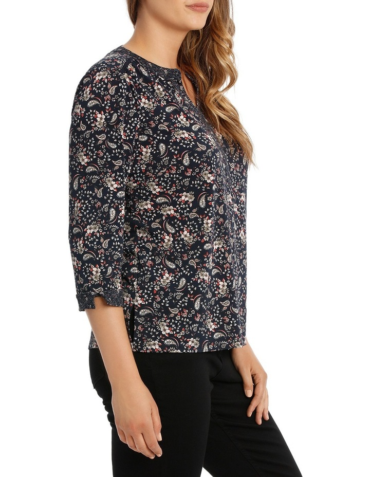 Must Have Tunic 3/4 Sleeve Tee image 2