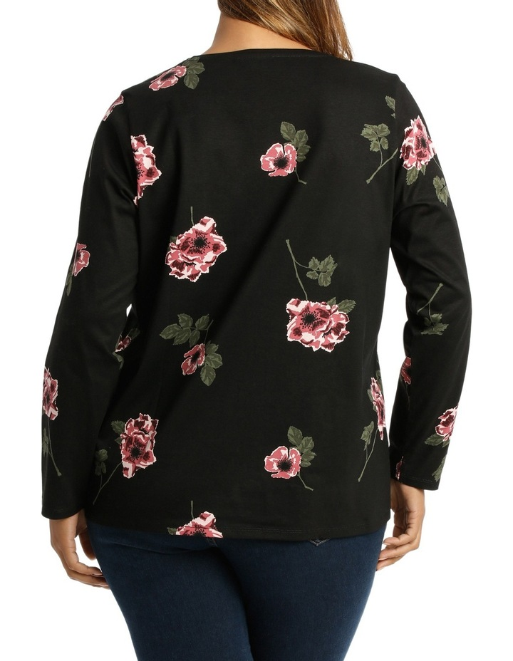 Essential Cotton Long Sleeve Tee image 3