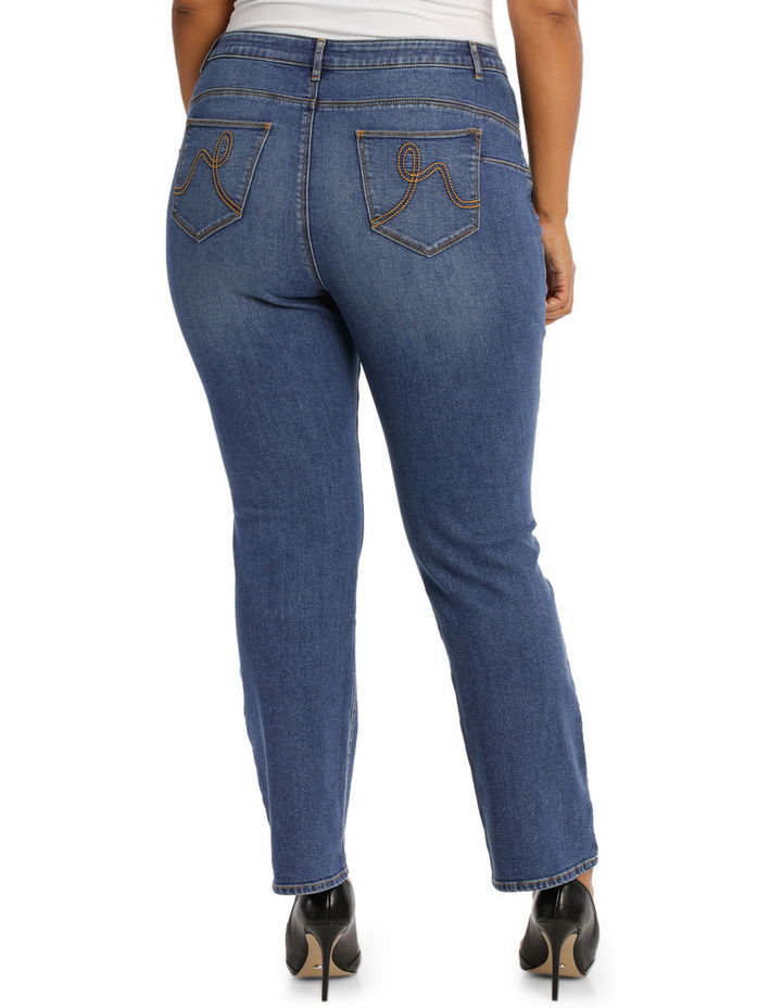 Essential Straight Leg Jean image 3