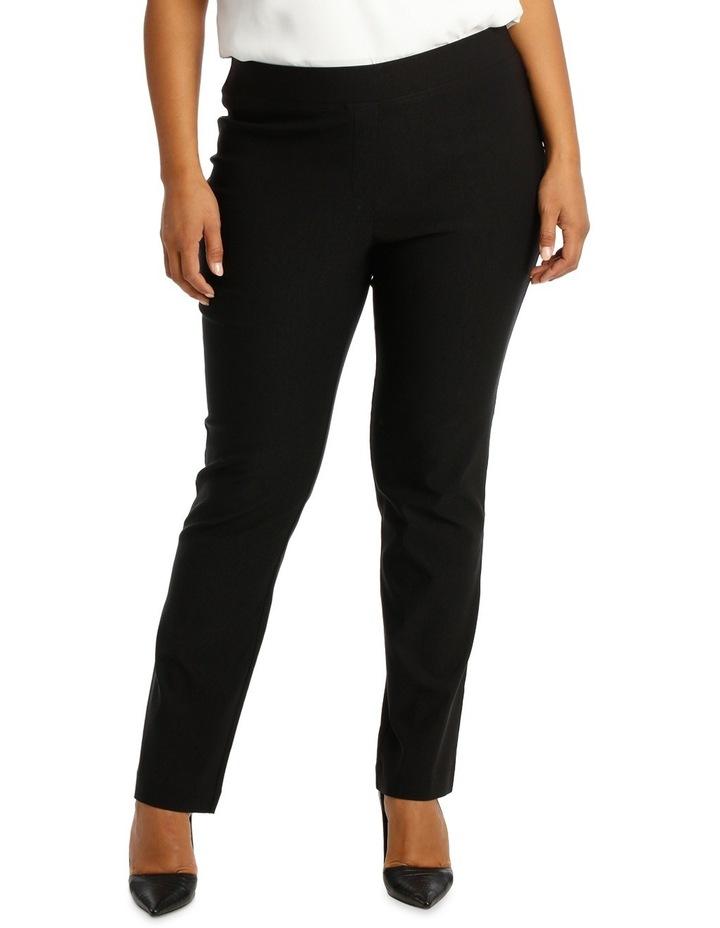 Slim Leg Stretch Full Lenght Pant image 1