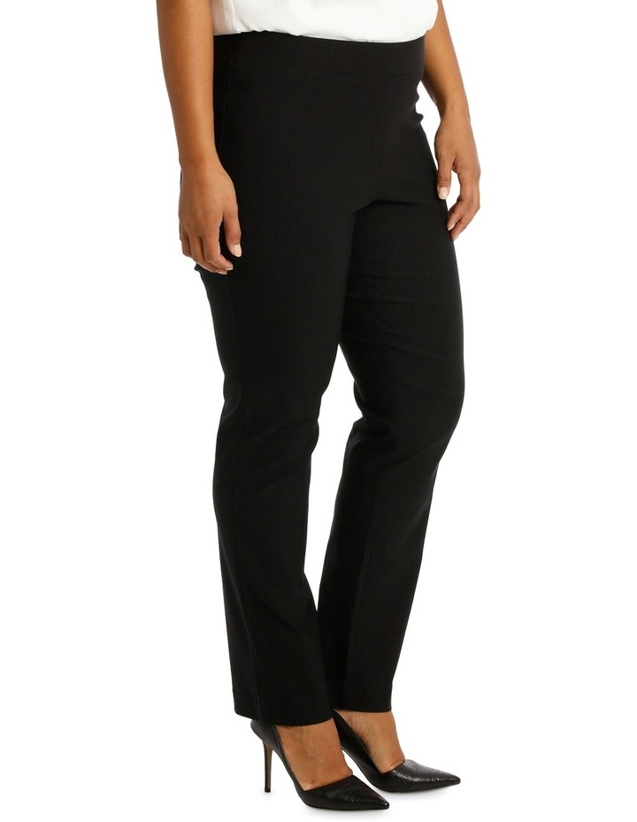 Slim Leg Stretch Full Lenght Pant image 2