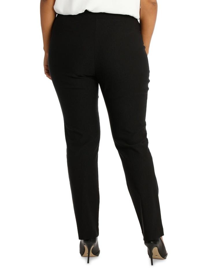Slim Leg Stretch Full Lenght Pant image 3