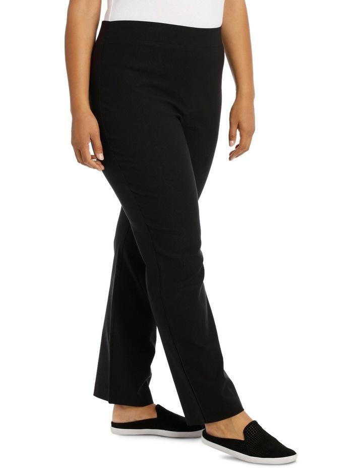 Woman XM4546W Straight Leg Stretch Fl Pant image 2