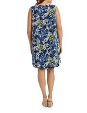 Regatta Woman - Capri Floral Layered Sleeveless Dress