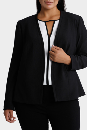 Basque Woman - Black Item Jacket