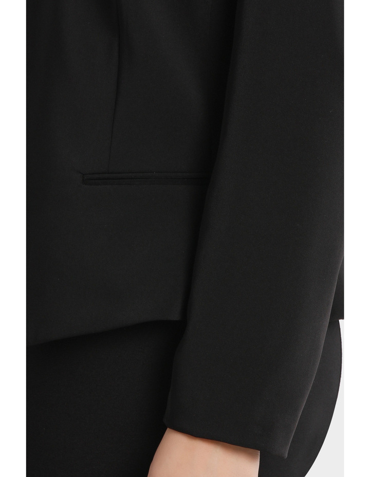 Peplum Item Jacket image 4