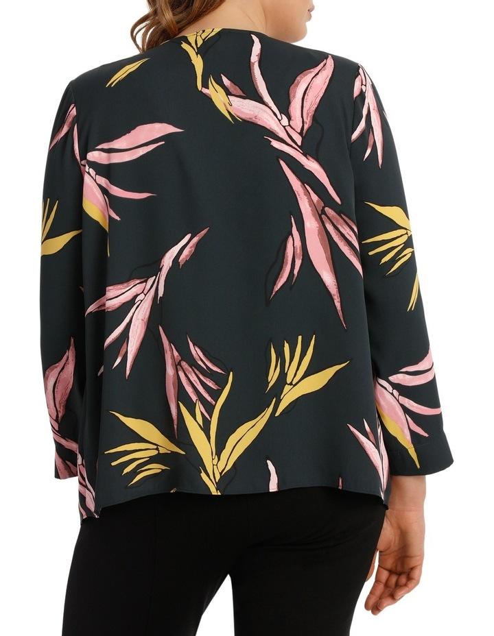Bird Of Paradise Drape Jacket image 3