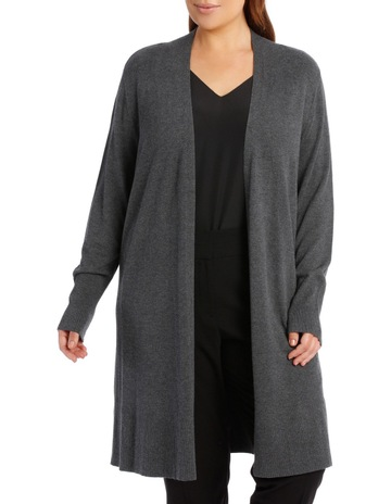 540687869e12a Basque WomanEssential Longline Cardigan
