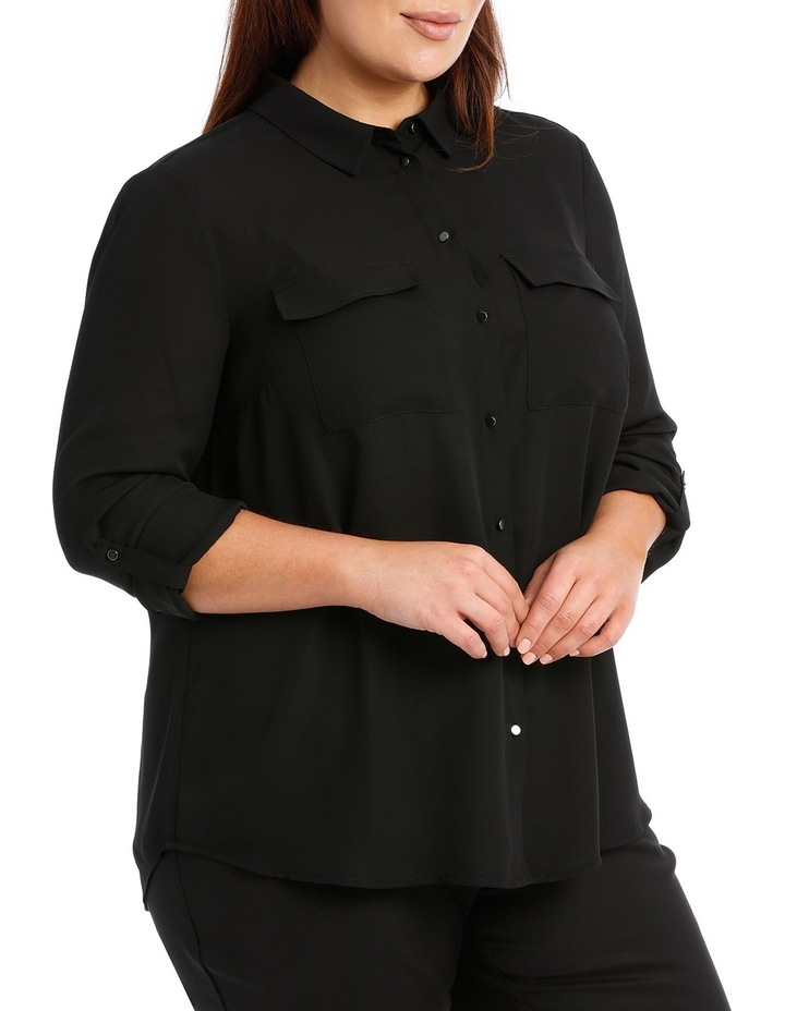 Double Pocket Soft Shirt image 2