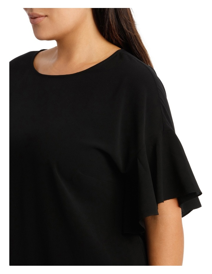 Must Have Flutter Boxy Sleeve Top image 4