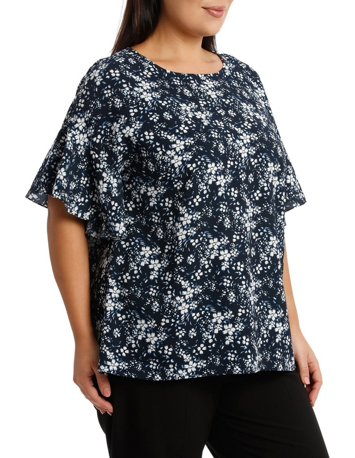 Must Have Flutter Boxy Sleeve Top image 2