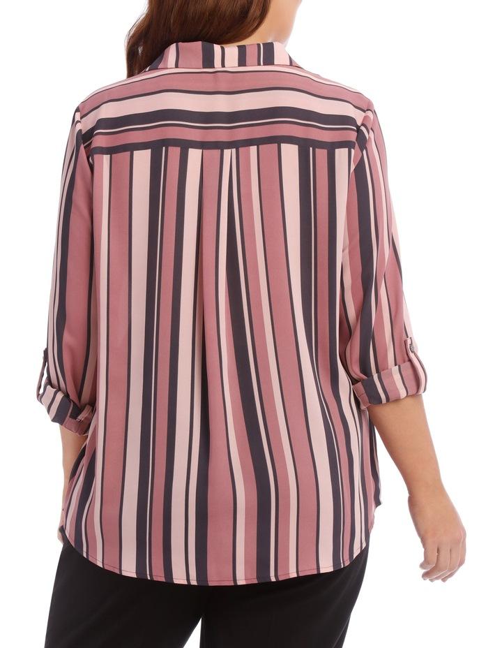 Double Pocket Soft Shirt Print image 5