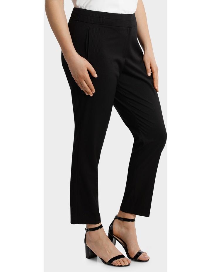 Fine Line Slim Leg Suit Pant image 2