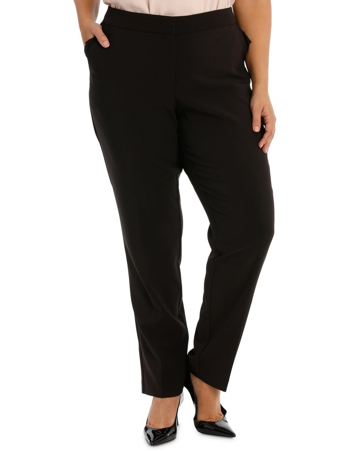 Frill Pocket Slim Pant image 1