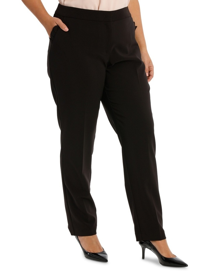 Frill Pocket Slim Pant image 2
