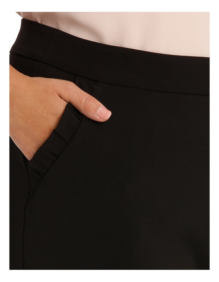 Frill Pocket Slim Pant image 4