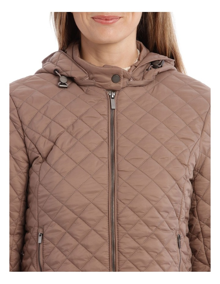 Quilted Puffer Jacket image 4