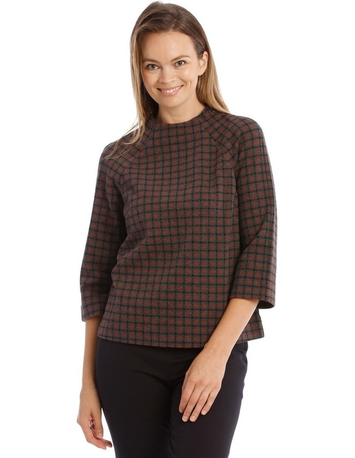 Funnel Neck Top image 1