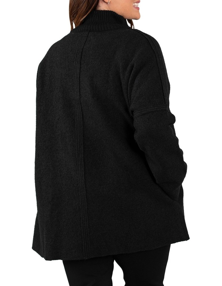 Rib Collar Jacket image 3