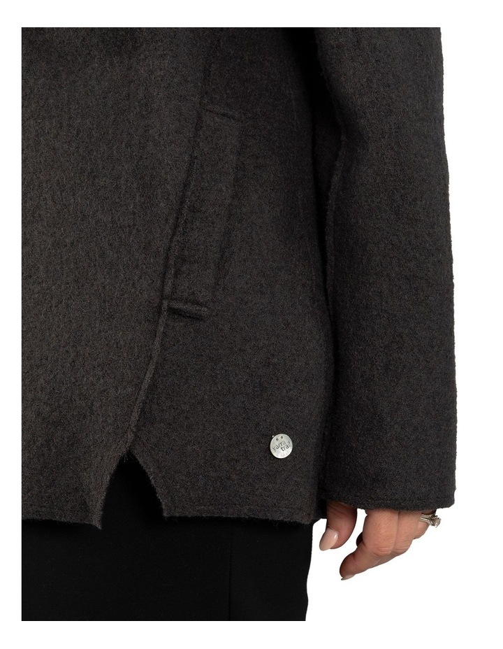 Felted Wool Jacket image 4