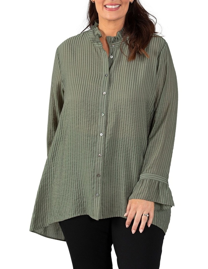 Ruffle Detail Shirt image 1