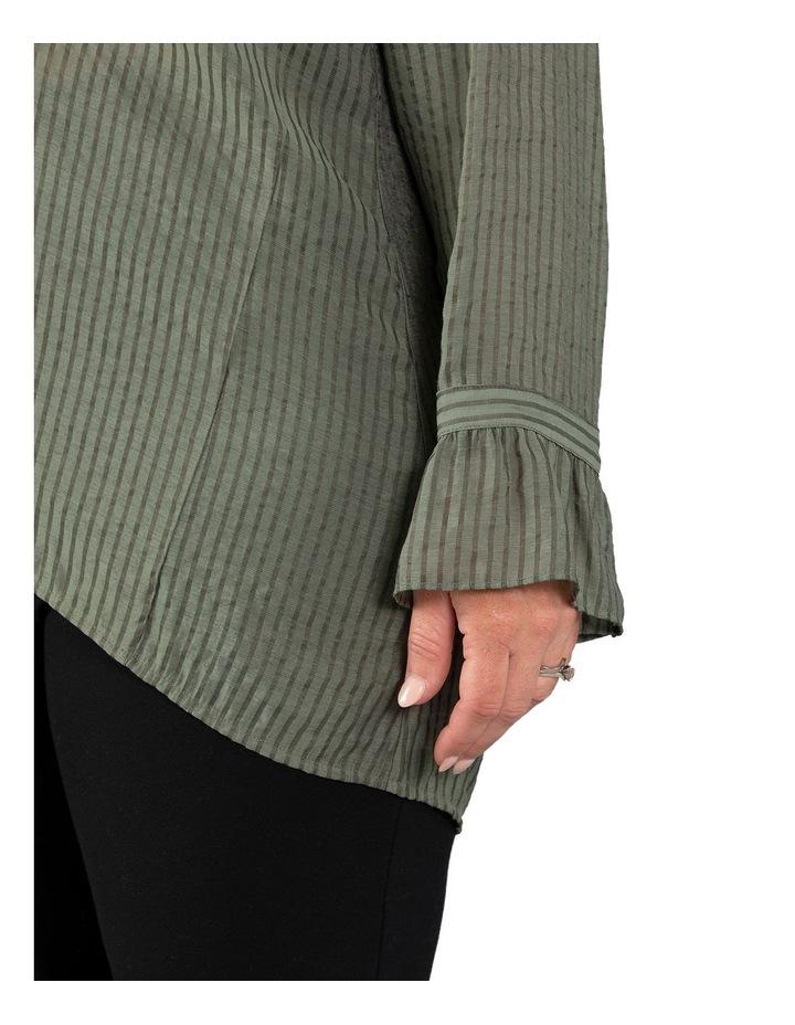 Ruffle Detail Shirt image 4