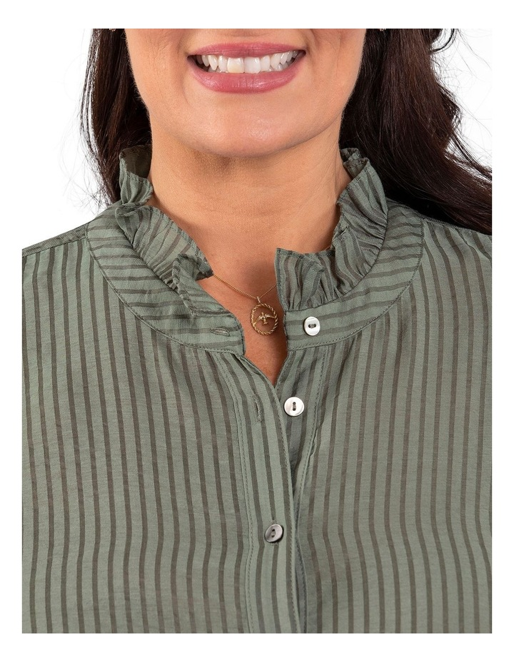 Ruffle Detail Shirt image 5