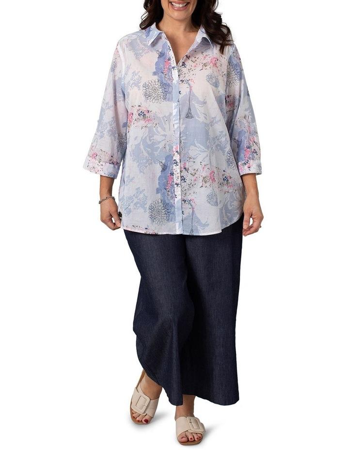 Dandelion Print Shirt image 5