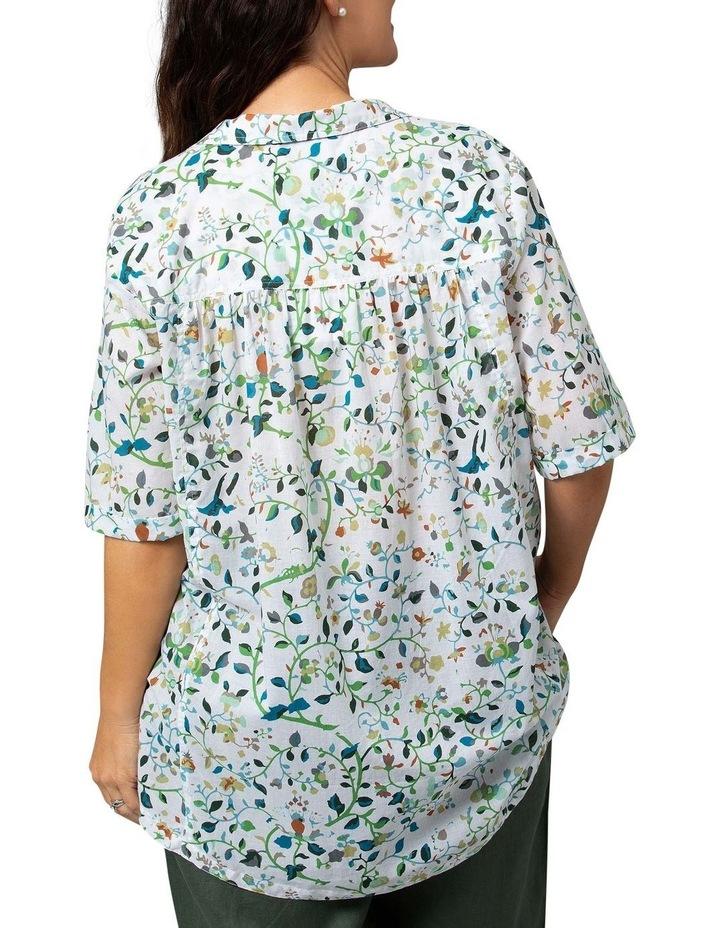 Vine Print Shirt image 2