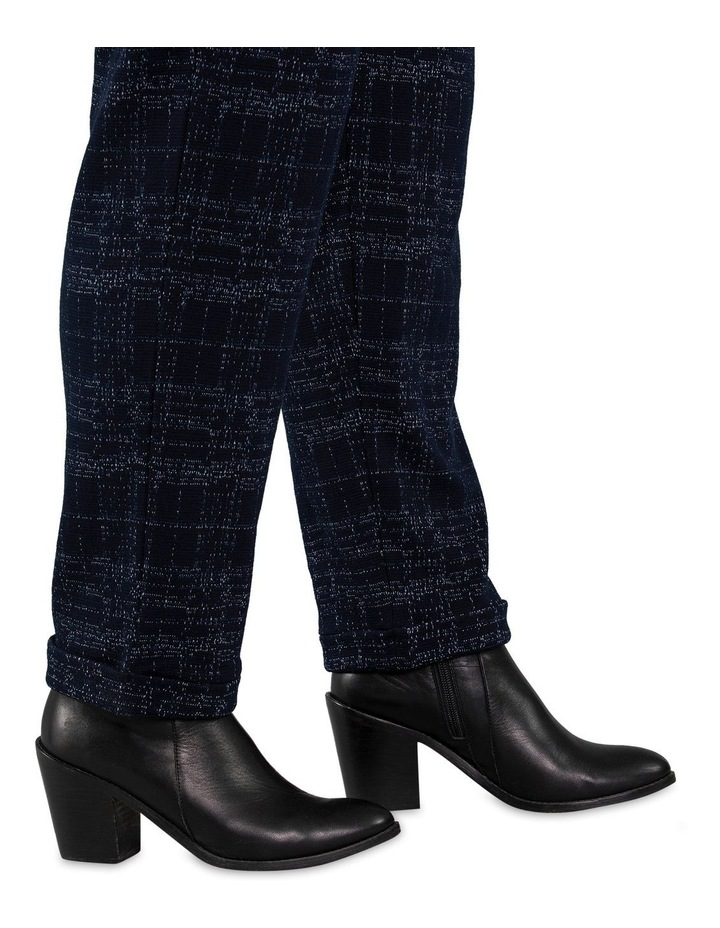Soft Check Pant image 4