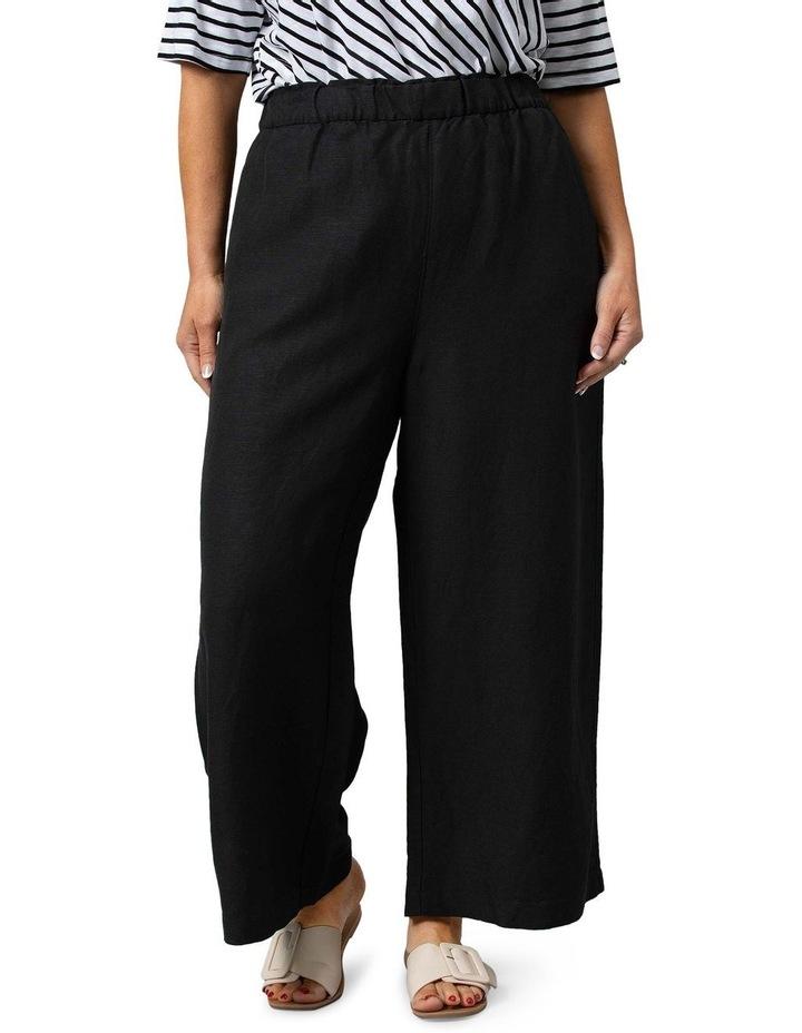 Wide Leg Pant Black image 1