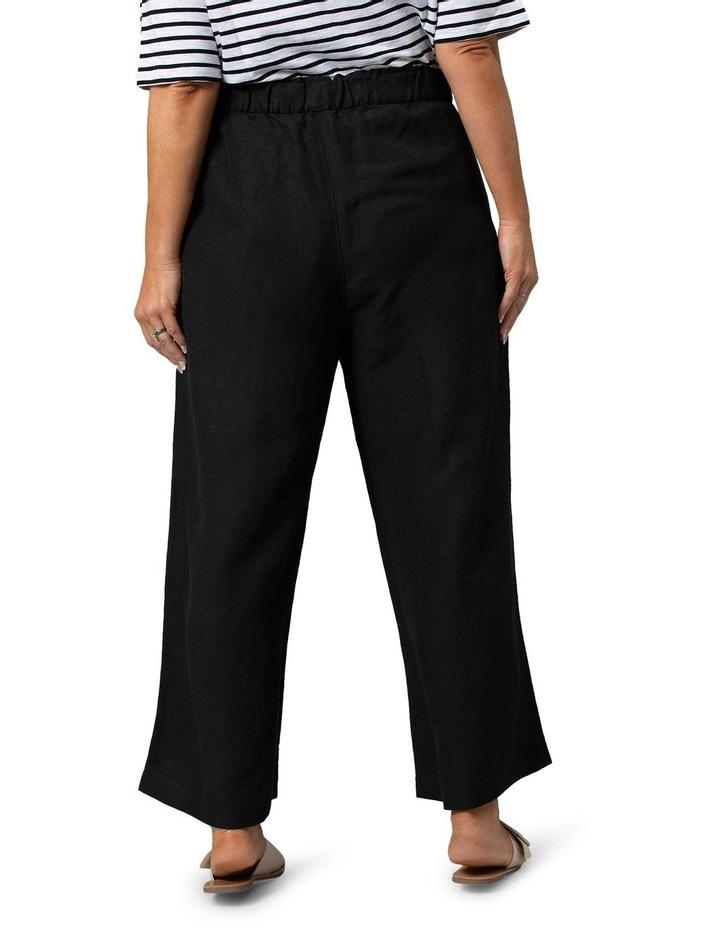 Wide Leg Pant Black image 2