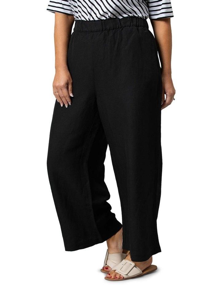 Wide Leg Pant Black image 3