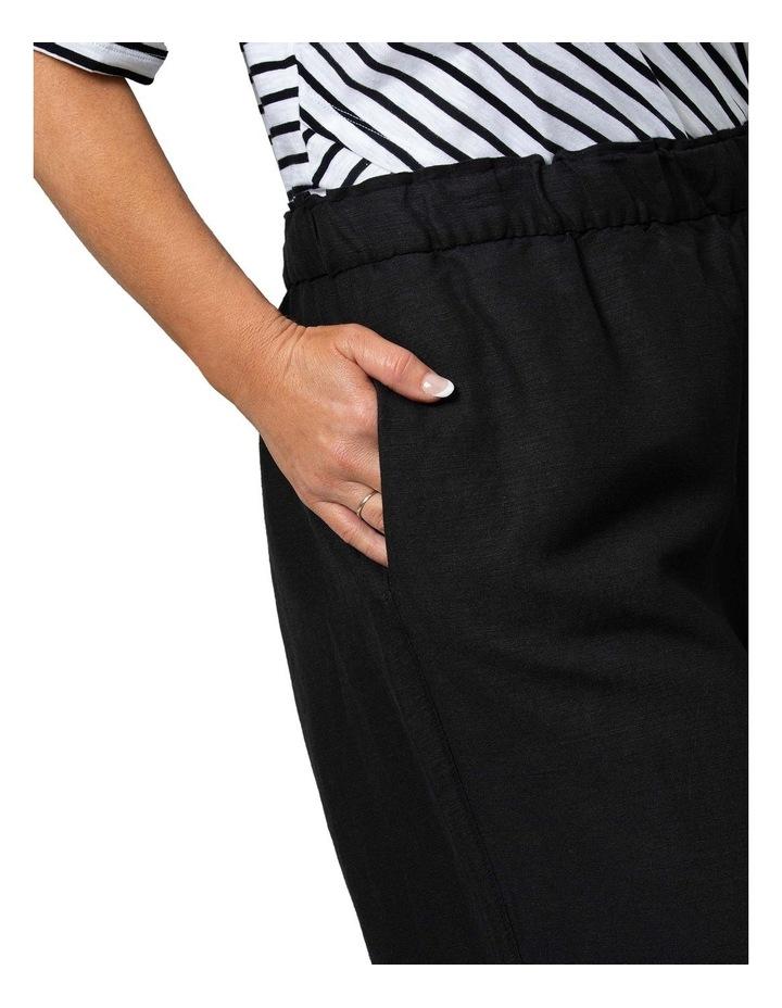 Wide Leg Pant Black image 4