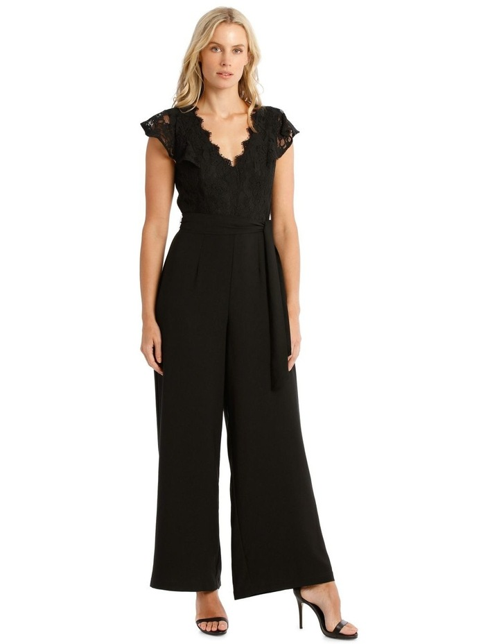 Scallop Lace Jumpsuit image 1