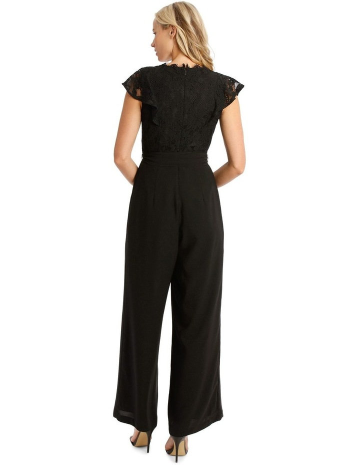 Scallop Lace Jumpsuit image 3