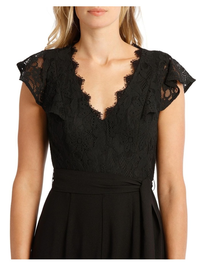 Scallop Lace Jumpsuit image 4