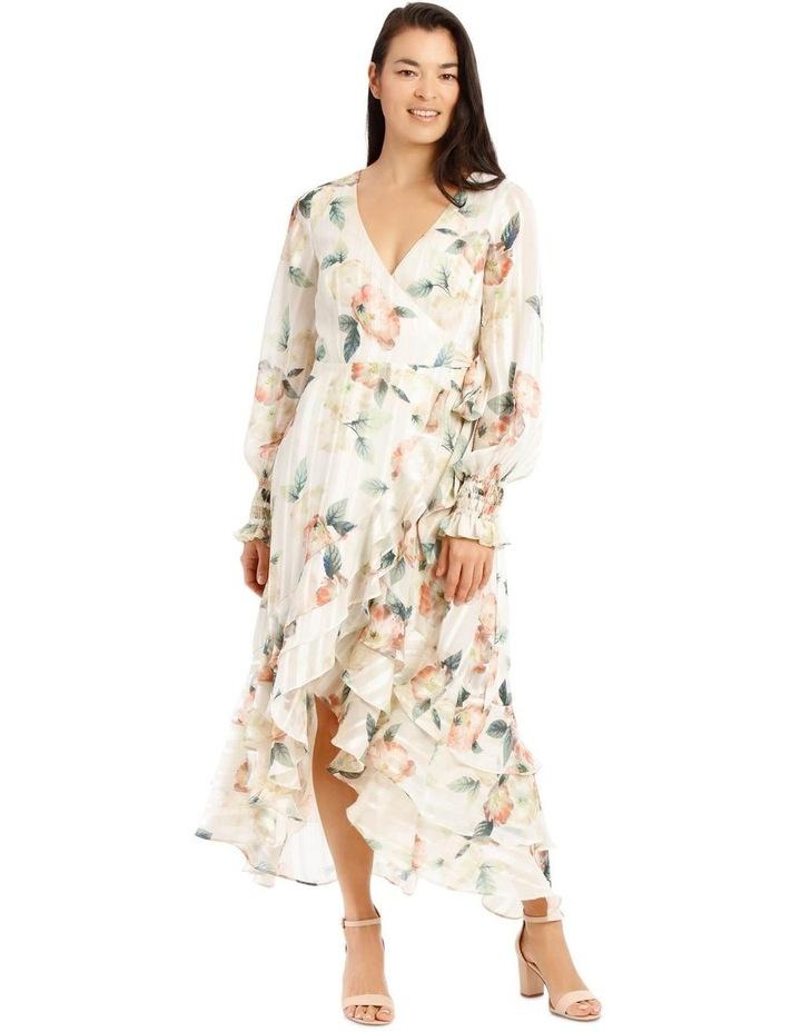 Spring Visage Wrap Dress image 1