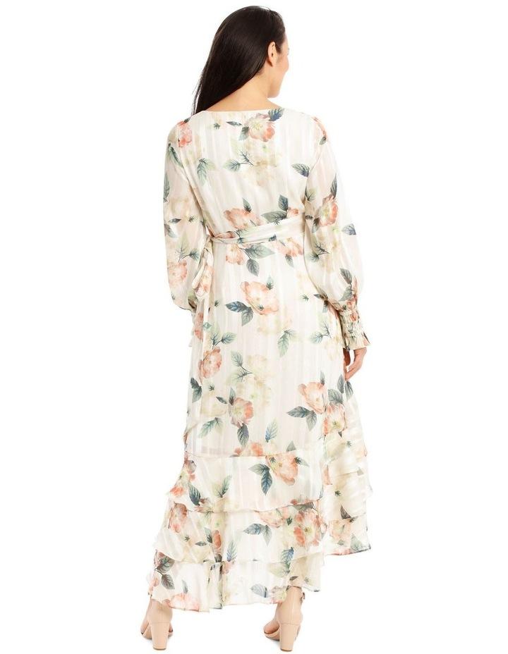 Spring Visage Wrap Dress image 3