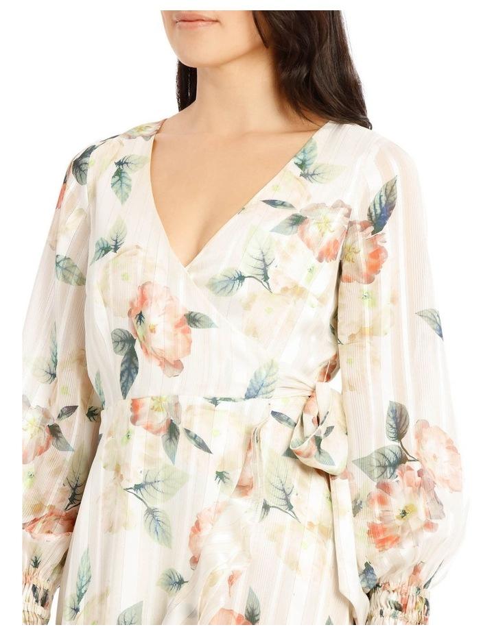 Spring Visage Wrap Dress image 4