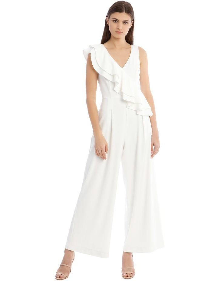 Ruffle Front Jumpsuit image 1