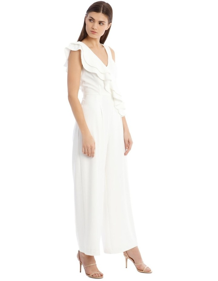 Ruffle Front Jumpsuit image 2