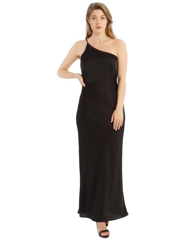 Pintuck Halter Dress image 1